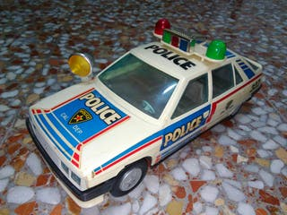 renault 11 policia