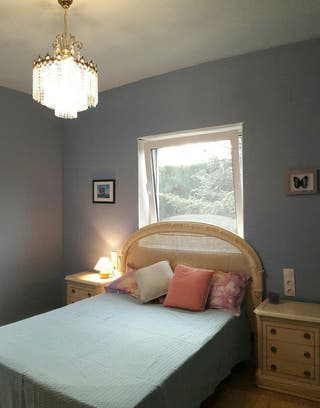 Dormitorio matrimonio clásico