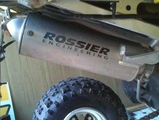 Escape rossier