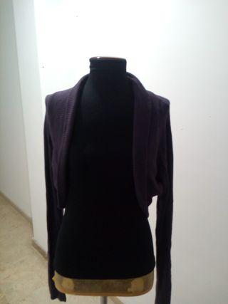 chaqueta mangas