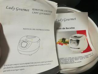 ... Robot De Cocina Lady Gourmet