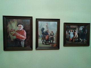 cuadros de pared