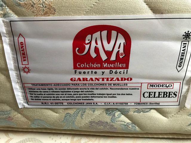 Colchon 1.05 Java de segunda mano por 22 € en Maracena   wallapop