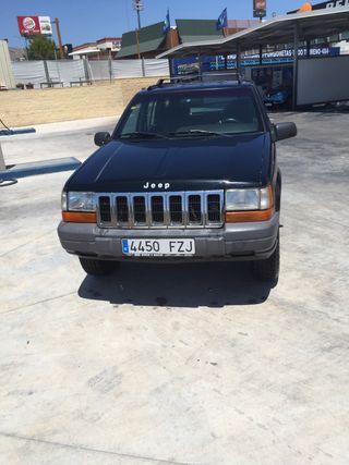 jeep gran cheroke gran cheroke 1998