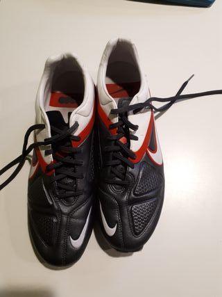 Botas futbol Nike-Ctr360 Trequartista/ Talla 45