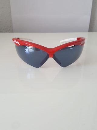 Gafas Spiuk Ventix Rojo