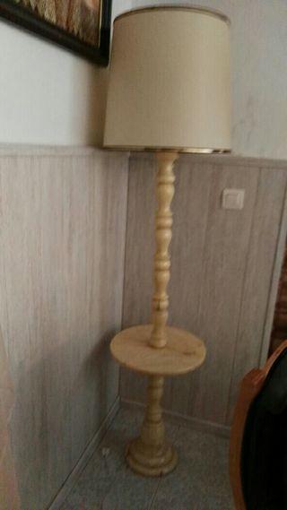 lampara de alabastro