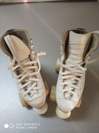 patines de competición