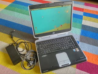 Ordenador portátil HP Pavilio zv5000