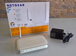 Netgear Wireless ADSL2 + Modem Router
