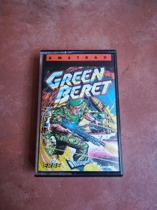 Videojuego Amstrad CPC 464