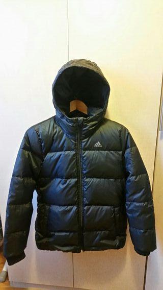 plumas adidas abrigo cazadora chaqueta