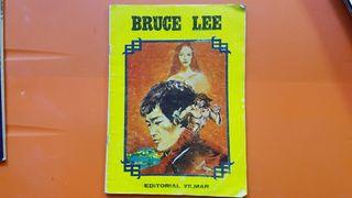 Comic Bruce Lee antiguo