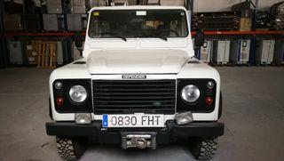 Land Rover PLATAFORMA Defender 2007