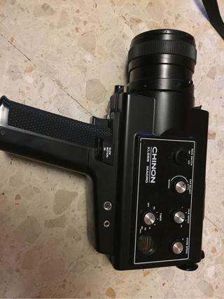 Camara 8mm chinon