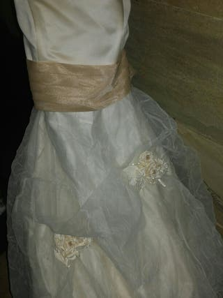 Vestido de novia Charo Peres