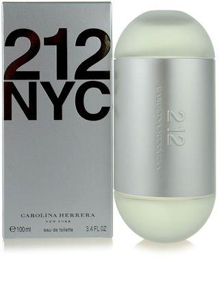Perfume 212 Carolina Herrera ORIGINAL
