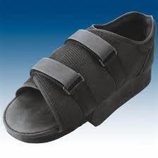 Zapatos cuña invertida