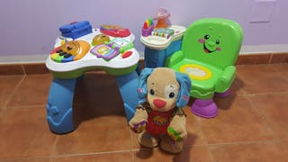 Lote juguetes Fisher-Price