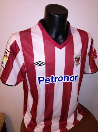 Camisetas athletic de segunda mano en Barcelona en WALLAPOP b8687b273aa57