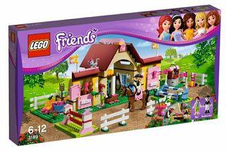 LEGO FRIENDS 3189 ESTABLE DE HEARTLAKE COLECCIÔN