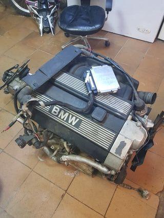 motor bmw e36 320
