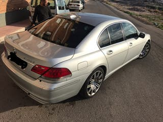 BMW Serie 730d blindado