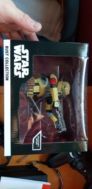 Figura de Star wars