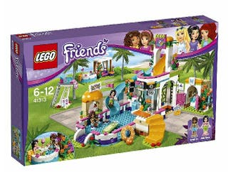 LEGO FRIENDS 41313 PISCINA DE VERANO DE HEARTLAKE