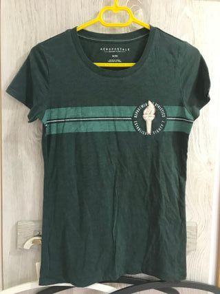 Camiseta mujer talla M nueva.