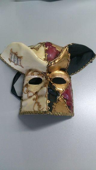 Mascara de pirata