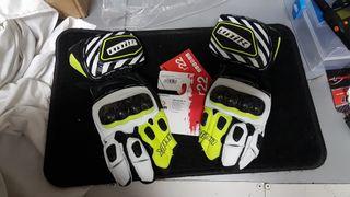 guantes unik r22 circuito