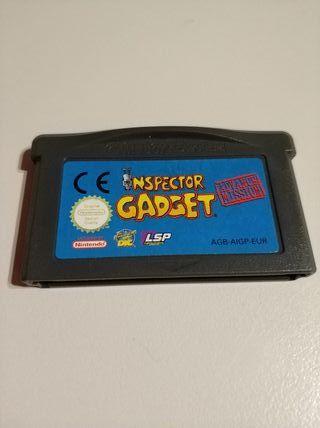 Inspector Gadget juego Gameboy Advance