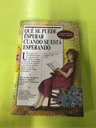 Libro sobre embarazo