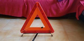 triángulos señalización
