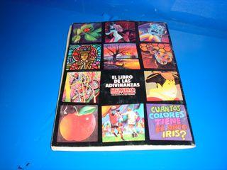 Album cromos EL LIBRO DE LAS ADIVINANZAS 1 BIMBO.