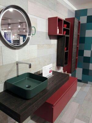 Conjunto de mueble de baño Kyrya