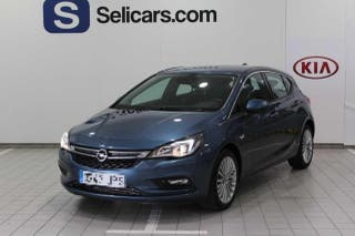 Opel Astra EXCELLENCE 1.4 TURBO 150 CV