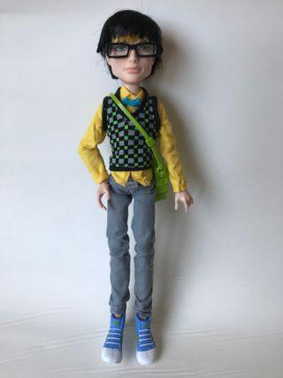 Muñeco Monster High Jackson chico Mattel