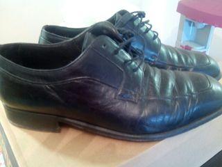 zapato hombre piel (corte inglés)