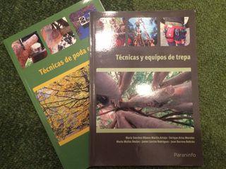 Libros de Trepa y Poda.