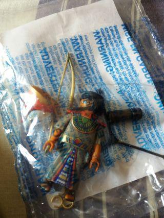 playmobil: jefe soldado egipcio. SIN ABRIR