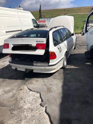 DESPIECE BMW 528i 2.8 GASOLINA