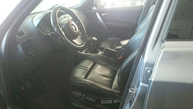 BMW X3 2.0 D año 2004