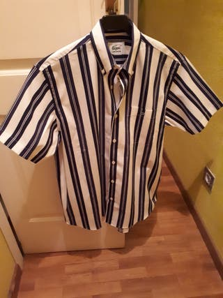 Camisa talla 16 Lacoste