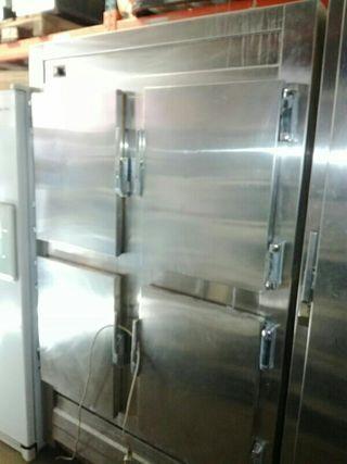 Nevera 4 puertas hosteleria