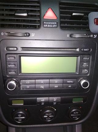 Radio CD original vw Golf V