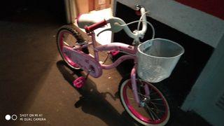 bicicleta juguettos 4-7 años