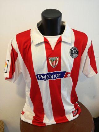 Camisetas athletic de segunda mano en Barcelona en WALLAPOP cd32d02e37fe1