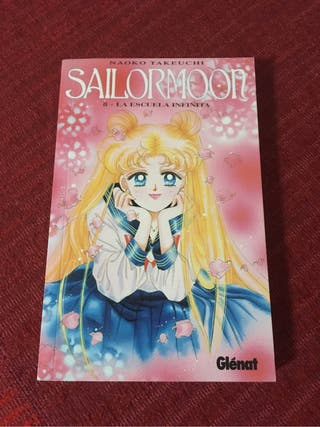 Sailor Moon: Tomo 8. Comic-Manga
